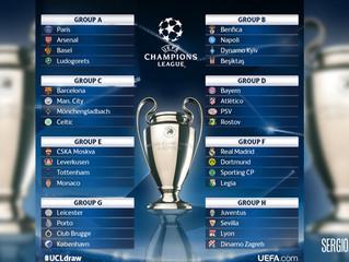 El Barca, otra vez en Champions