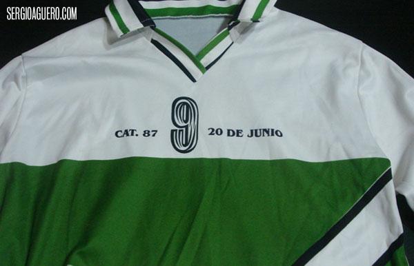 Jersey of 20 de Junio