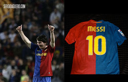 Lio Messi´s Jersey
