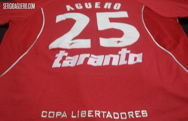 Camiseta de la Copa Libertadores