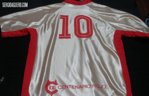 The Centennial of El Rojo