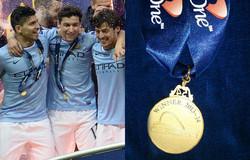 Medalla Premier League 2014