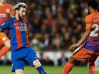 Con un Messi iluminado