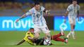 Empate ante Chile en el debut de la Copa América