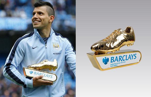 Premier League Golden Boot 2014-2015