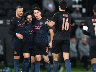 City power past Swansea to make it 15 wins in a row