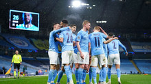 Mahrez fires City to first Champions League final