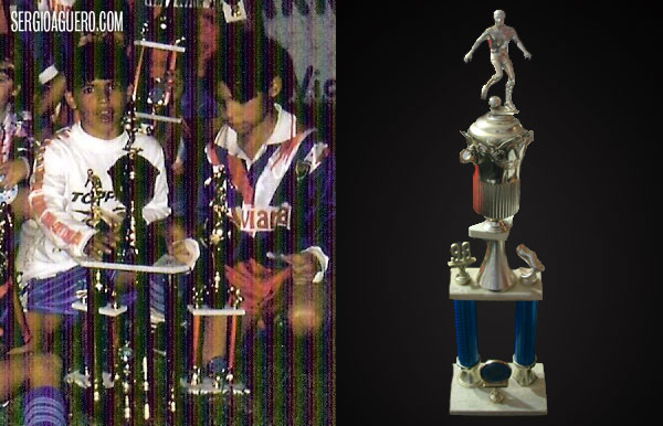 Trofeo del Torneo de Lujan
