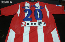 Atletico de Madrid´s No. 20