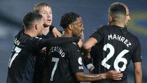City held by Leeds in entertaining clash