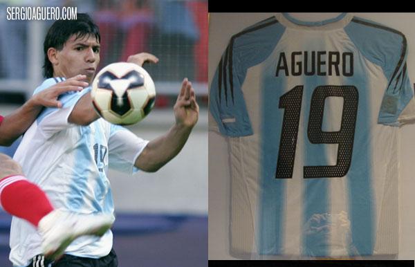 Camiseta FIFA U-20, 2005