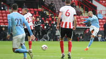 Walker goal enough as City beat blades