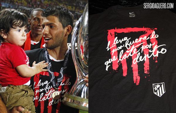 Camiseta de celebración - Súper Copa