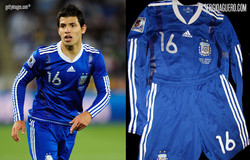 Greece Argentina Jersey