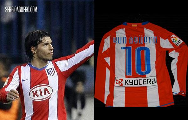 Camiseta contra el Barça 4-2