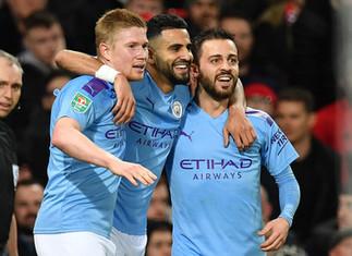 Bernardo inspires dominant derby victory