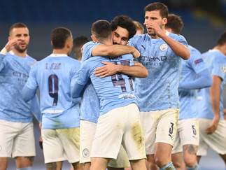 Foden winner gives City edge in UCL Quarter-Final