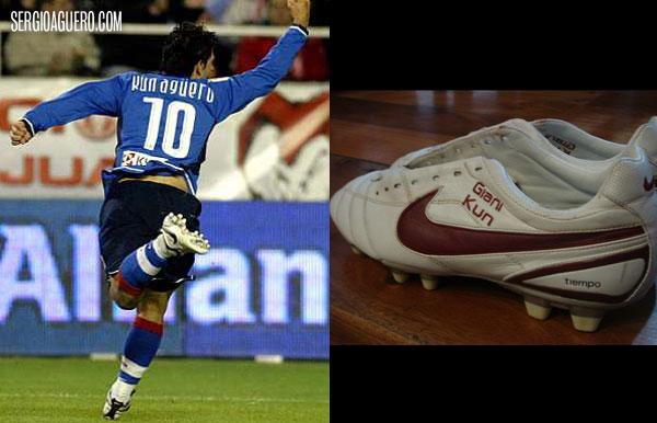 Boots used v. Sevilla