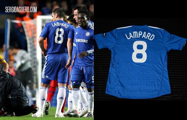 Camiseta de Lampard