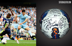 Hat Trick Ball v. Wigan
