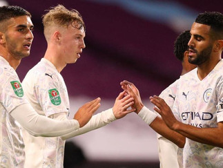 Slick City easy into Carabao Cup Quarter-finals