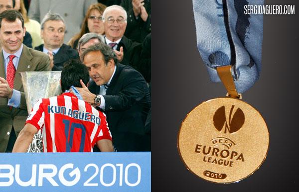 Medalla de la Liga Europa