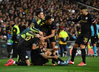 Golpe en el Bernabéu