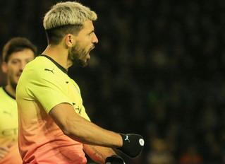 El Kun lleva al City a cuartos de final de la FA Cup