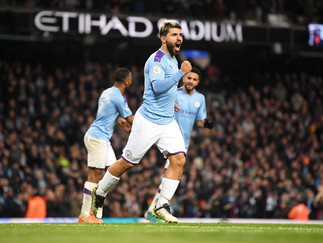 Aguero and De Bruyne get City back to winning ways