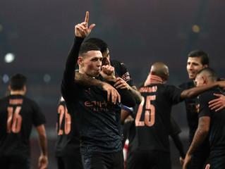 A semifinales de la Copa de la Liga