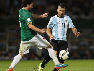 Con la mira en la Copa América