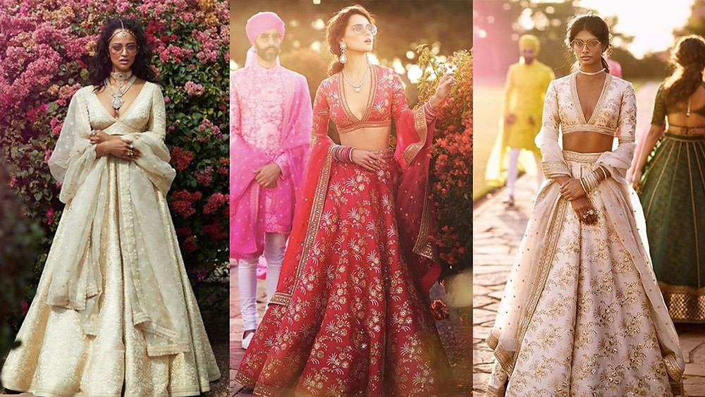 lehenga,models,flowers,pink,groom