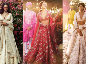 8 Sabyasachi fashion styles which transformed his name into a world-famous brand name
