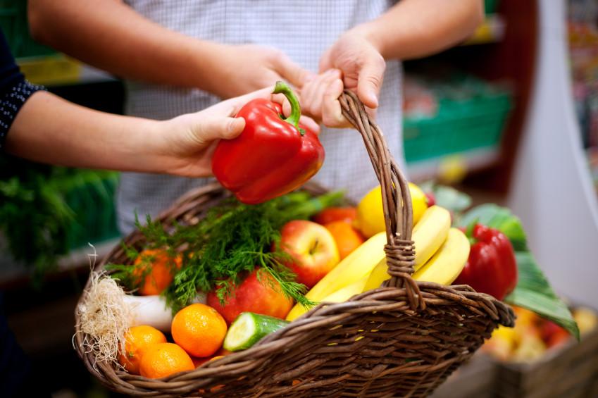 Basket full of Health