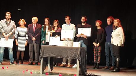 Premiados XI Certamen Leopoldo de Luis.jpg