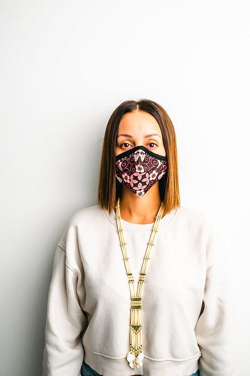 Vanessa face mask