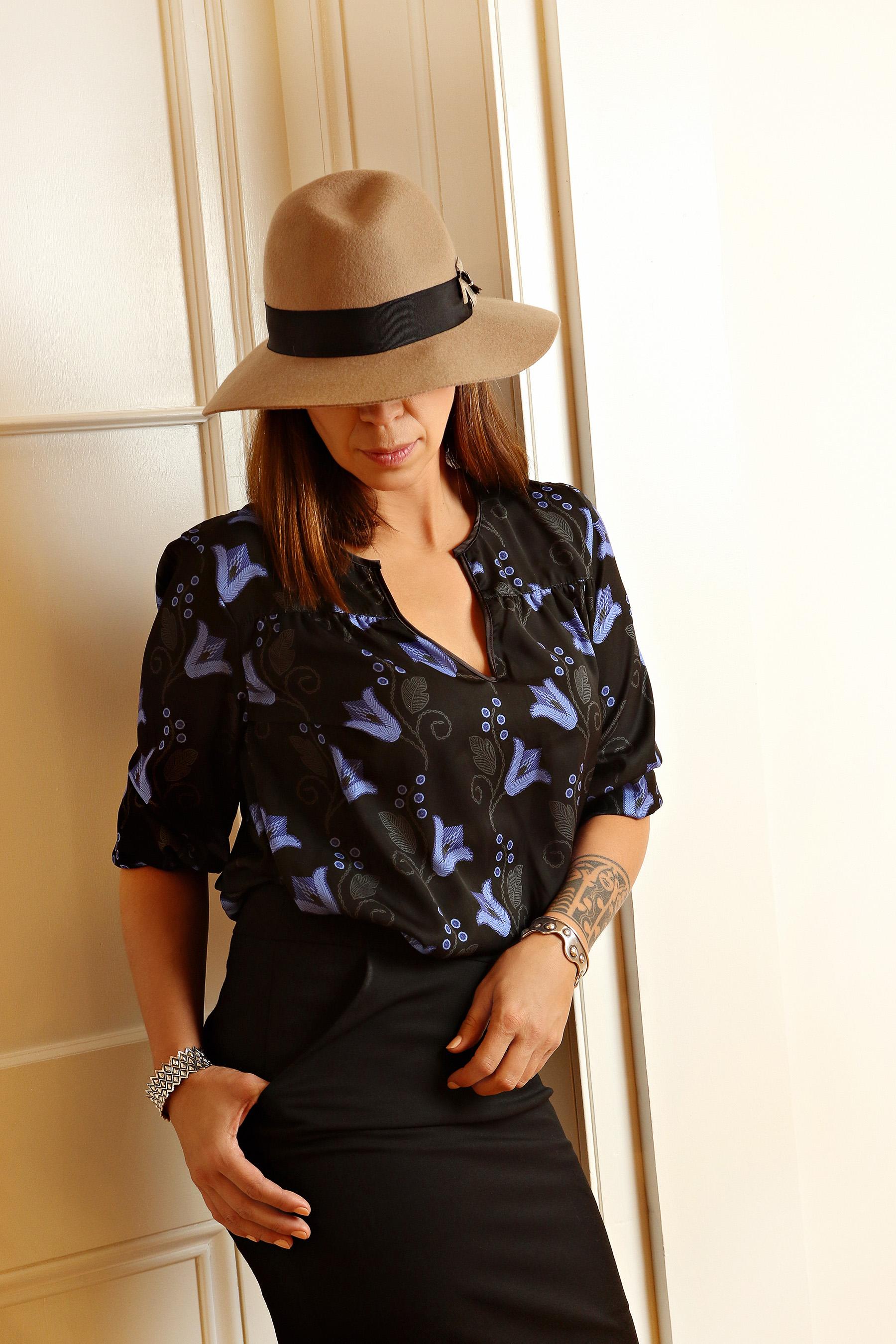 Tia blouse