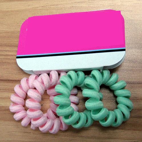 Girls Phone Cord Pony Holder - S17046006