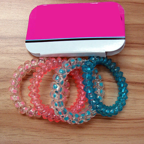 Girls Phone Cord Pony Holder - S17035515