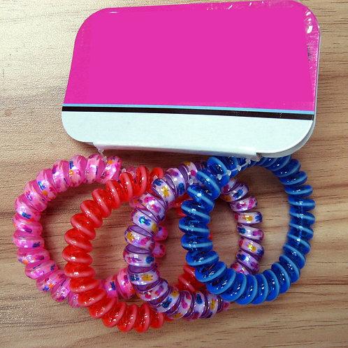 Girls Phone Cord Pony Holder - S17035516
