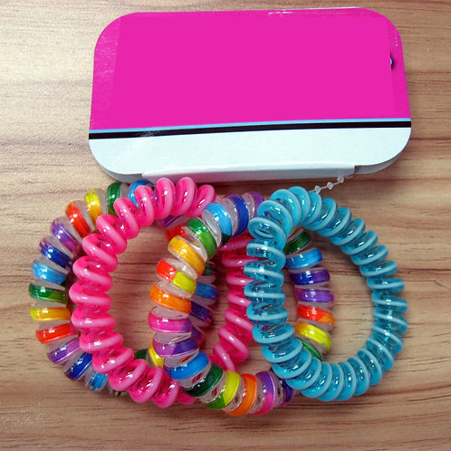 Girls Phone Cord Pony Holder - S17035518