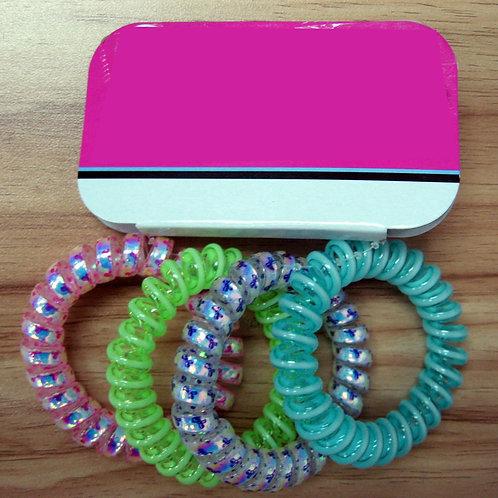 Girls Phone Cord Pony Holder - S17035517