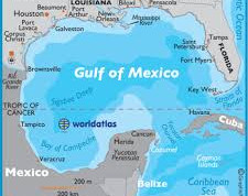 Crossing The Gulf of Mexico
