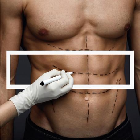 Cirurgia Plástica é coisa apenas de mulheres?