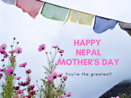 Happy Nepal Mother's Day !!!