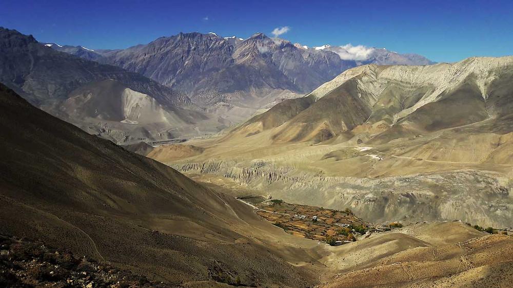 Takot village, Nepal