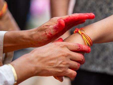 เทศกาลผูกด้ายศักดิ์สิทธิ์ Janai Purnima and Rakshya Bandhan