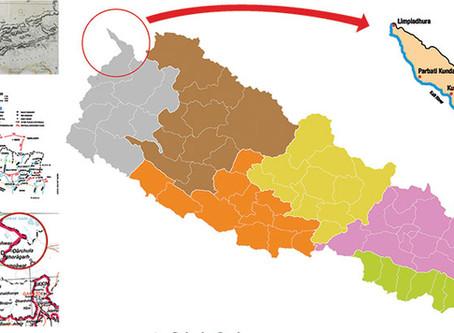 แผนที่ใหม่ของเนปาล กับความอิสระในการตัดสินใจทางการเมือง