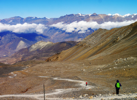 ABC (Annapurna Base Camp) หรือจะ ACT (Annapurna Circuit) ดีนะ?