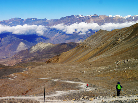 ABC (Annapurna Base Camp) หรือจะ ACT (Annapurna Circuit) ดีนะ?